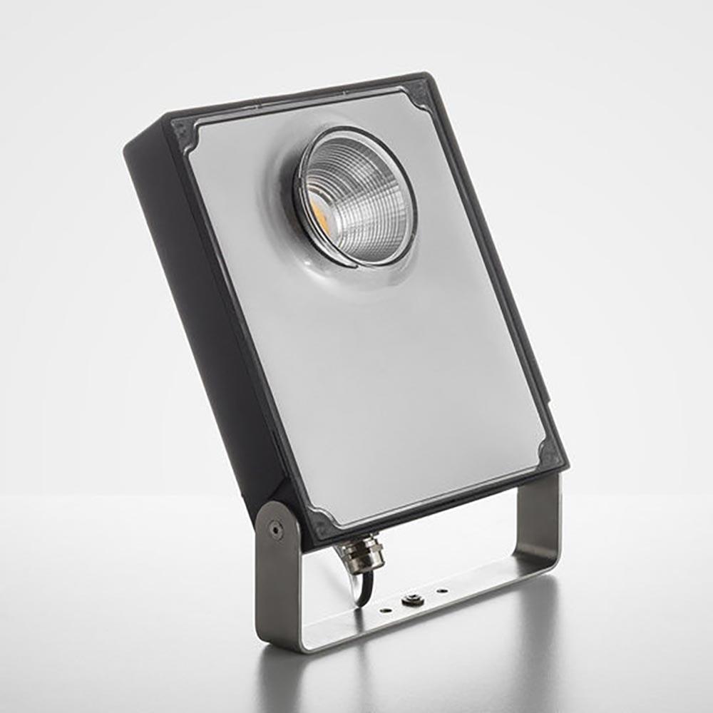 IVELA LED Fluter Maxilito IP66 6800lm Schwarz 1