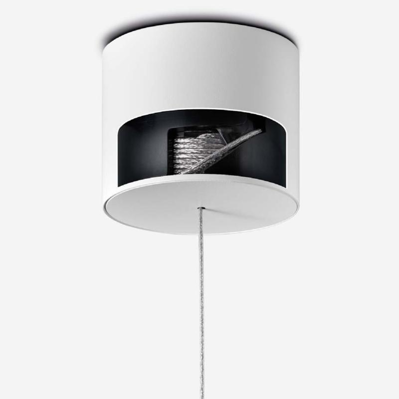 Oligo höhenverstellbare LED Pendelleuchte Rio Pearl-Silber 4