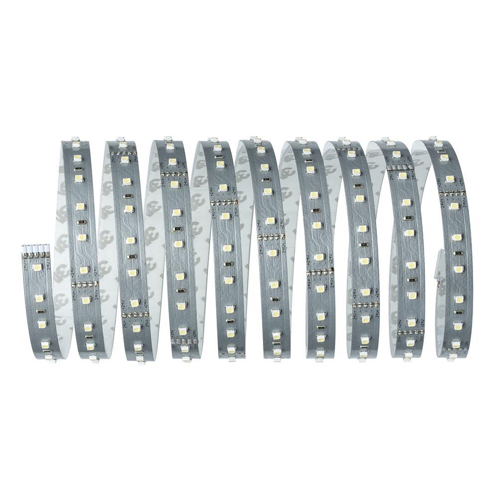 Function MaxLED 500 Basisset 3m Tageslichtweiß 17W 24V 36VA Silber 3