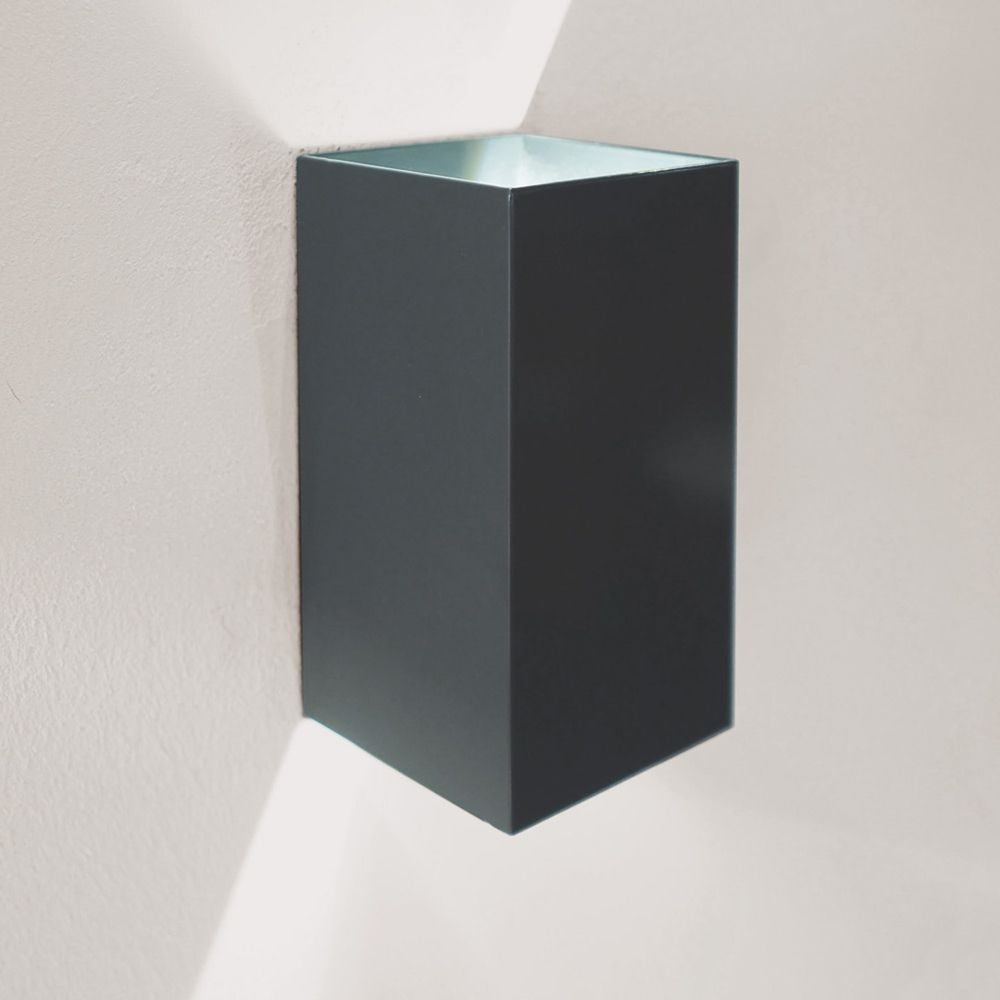 s.LUCE pro Ixa LED Innen- & Außen-Wandleuchte IP44 48