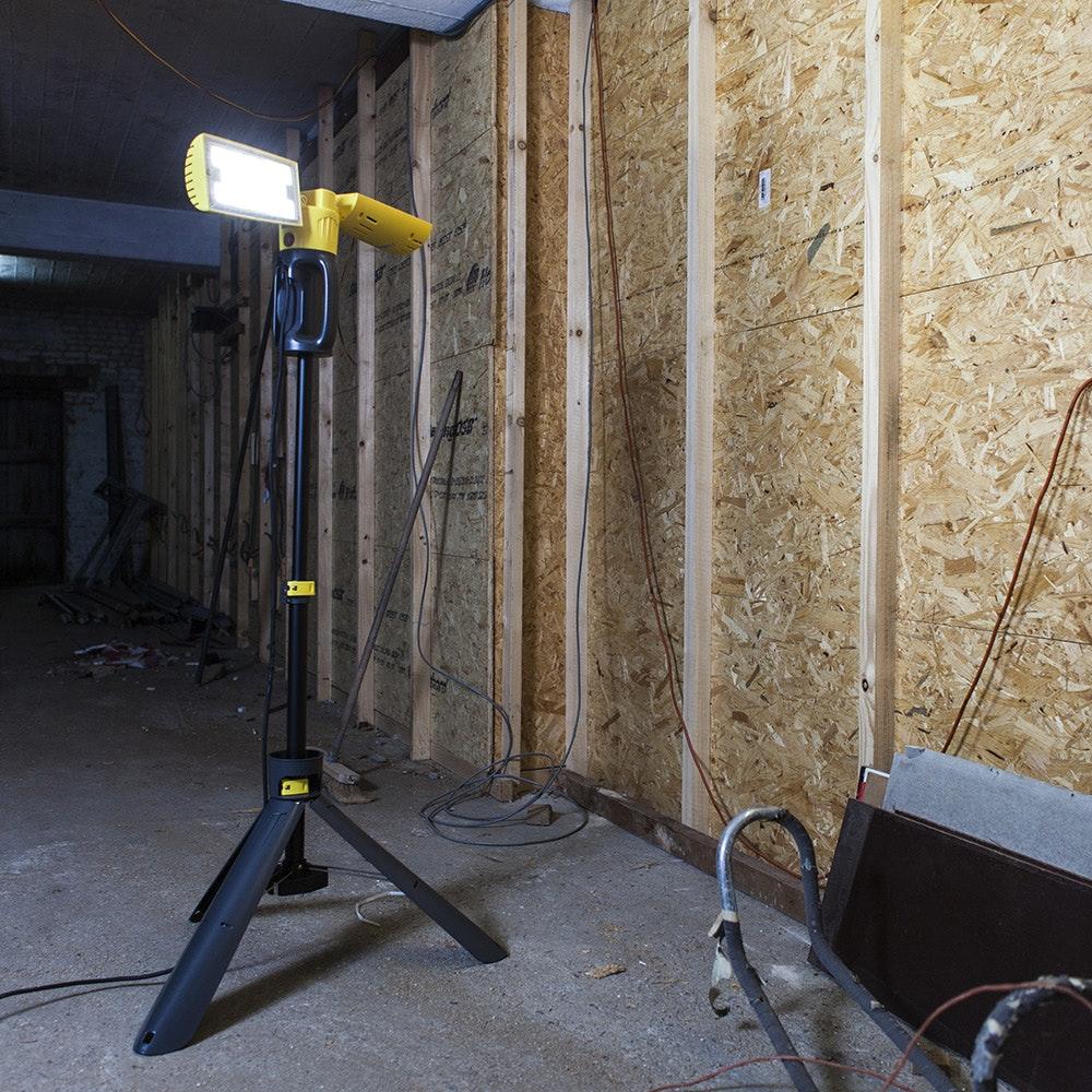 LED Worklight Peri IP54 Anthrazit