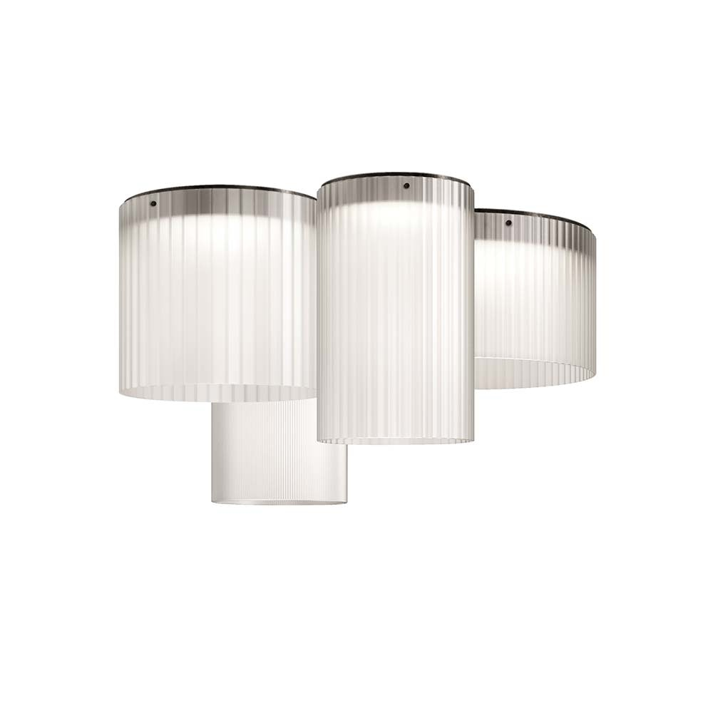 Kundalini LED Deckenlampe Giass Ø 30cm Dimmbar 4