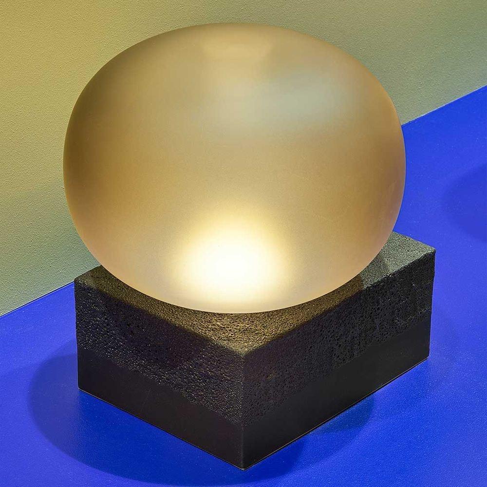 Pulpo LED Tischleuchte Magma One High Ø 30cm H 69cm 2