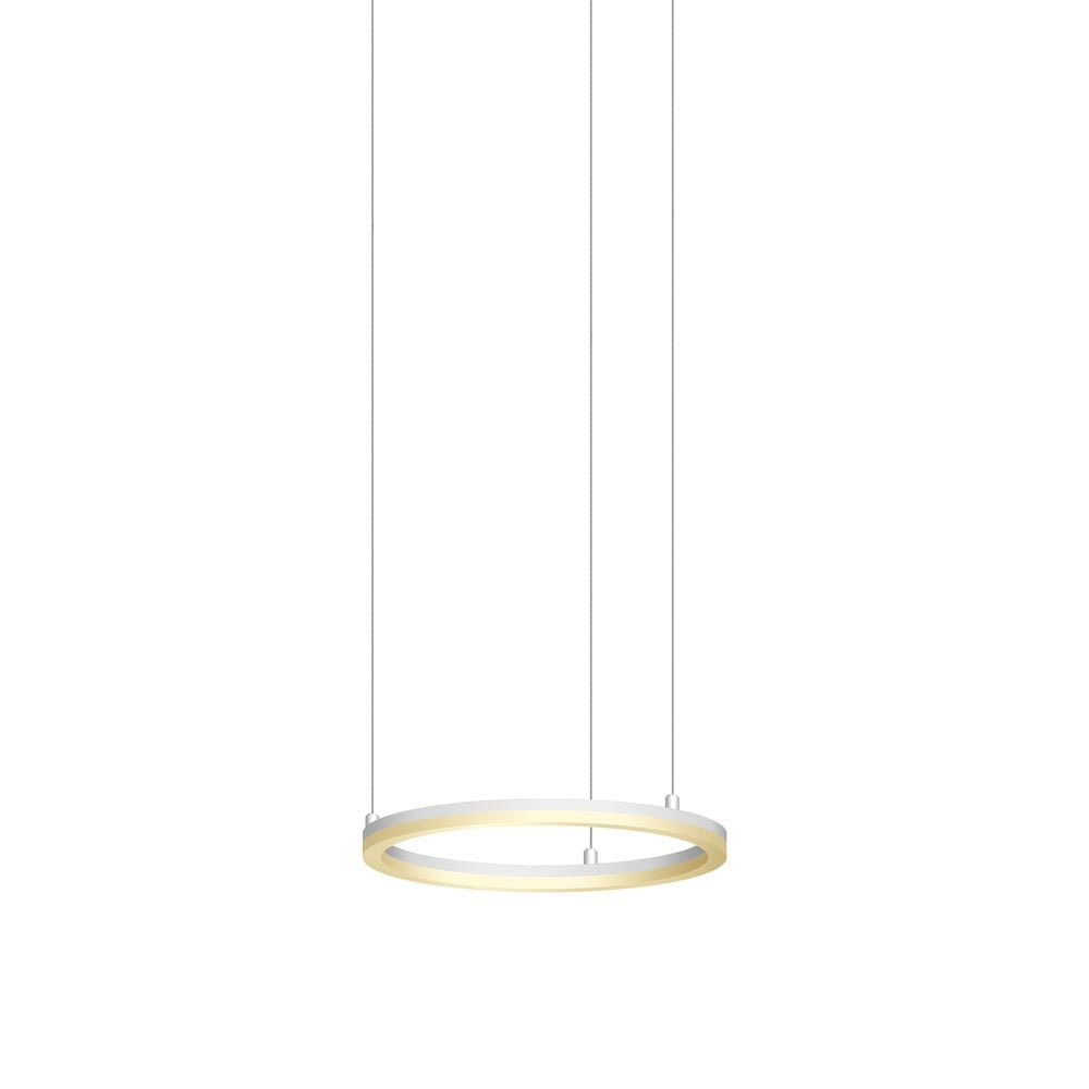 s.LUCE Ring 40 LED-Hängelampe Dimmbar 17