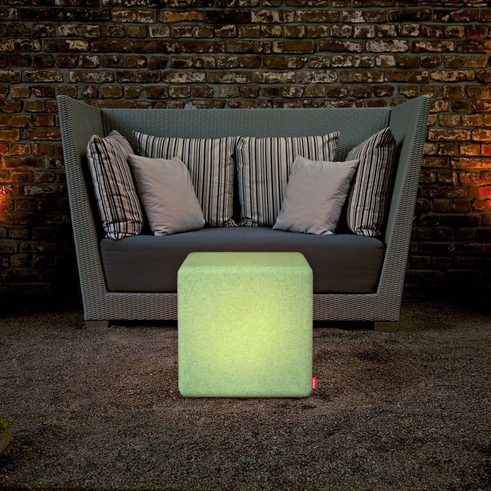 Moree Granite Cube Outdoor LED Sitzwürfel thumbnail 6