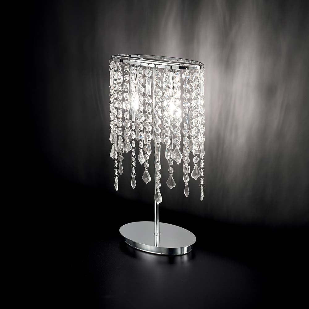 Ideal Lux Tischleuchte Rain Clear Tl2