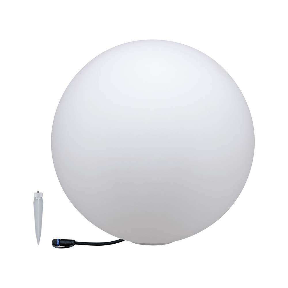 LED Plug & Shine Lichtobjekt Globe Ø 50cm IP67 24V 3000K 575lm 4