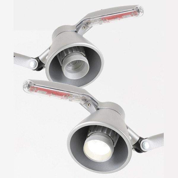 Luceplan Fortebraccio LED Tisch- & Wandleuchte (Körper) 3000K thumbnail 4