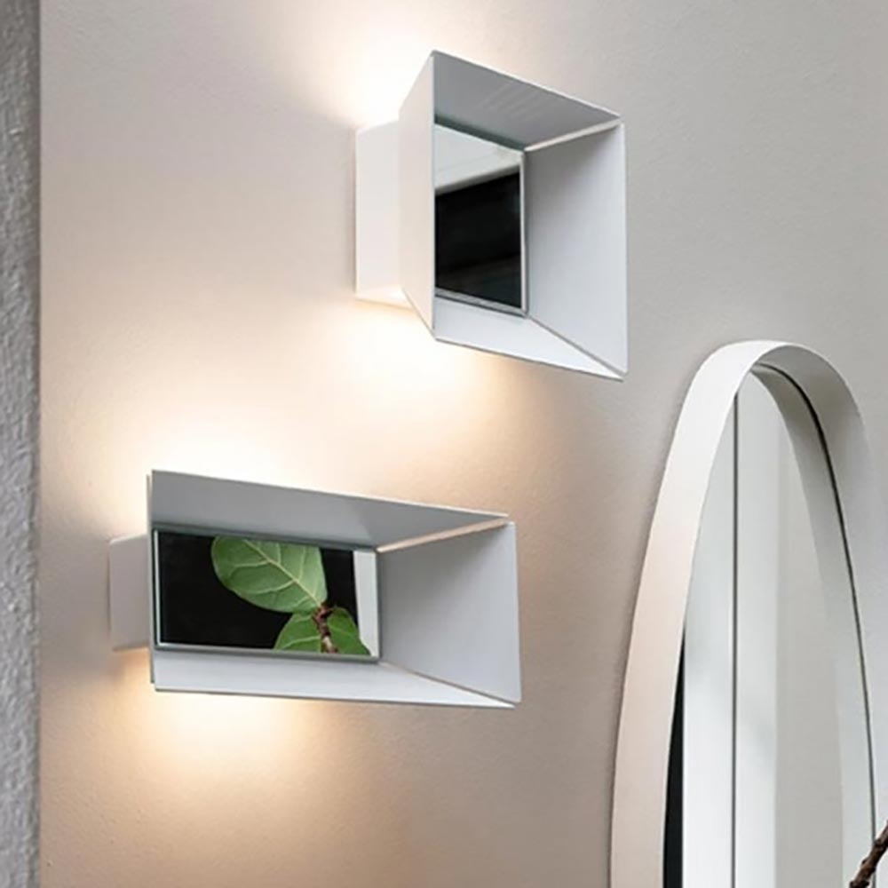 Karman Narcisio LED Spiegelleuchte Rechteckig 1