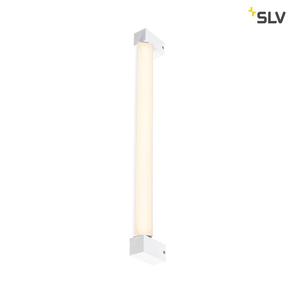 SLV Long Grill LED Wand- und Deckenleuchte Weiß 3000K 5
