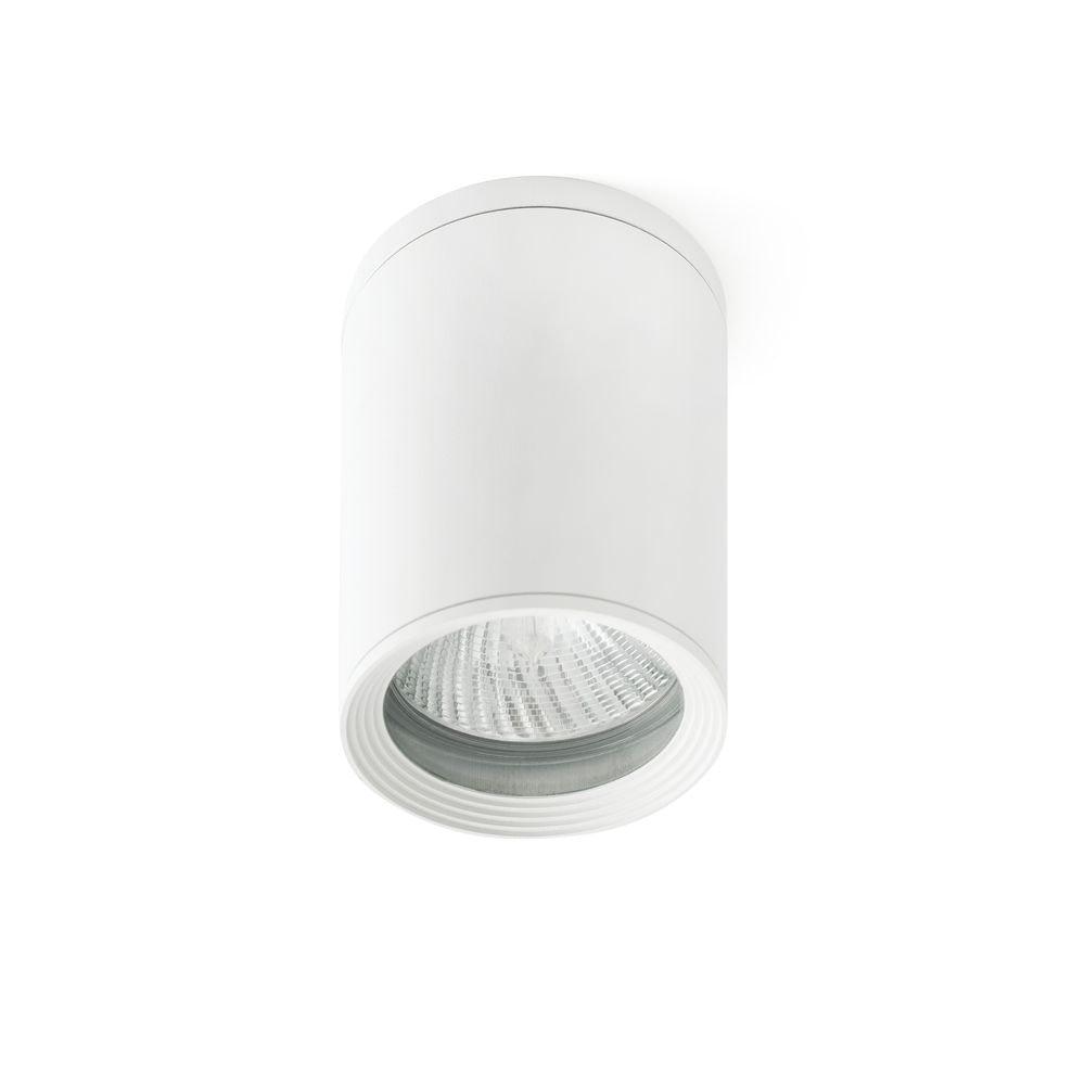 Außen-Deckenspot TASA IP44 Weiß