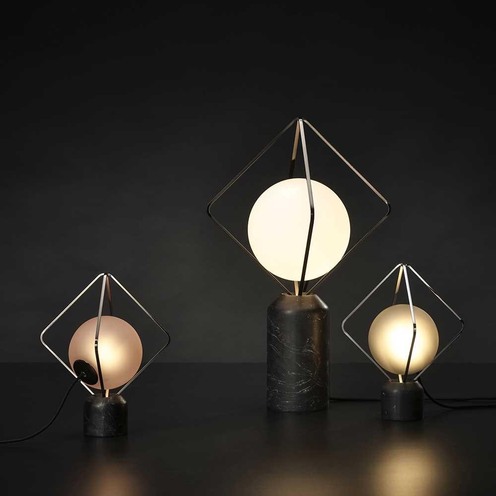 Brokis Tischlampe Jack O`Lantern Large 8