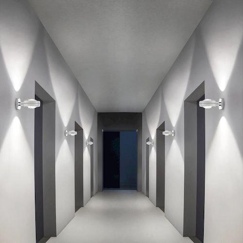 Studio Italia Design Nautilus LED Wandlampe 2300 Lumen 2