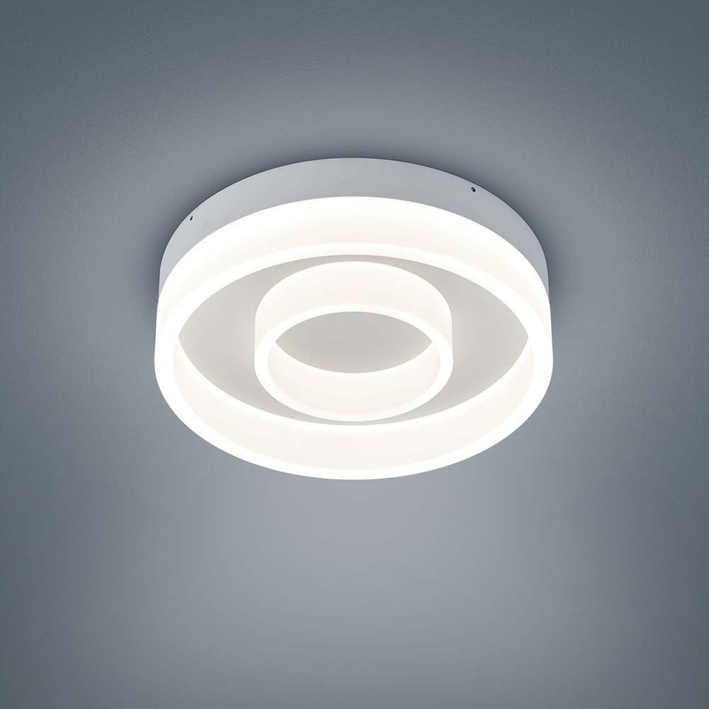 Helestra LED Deckenleuchte Liv Weiß