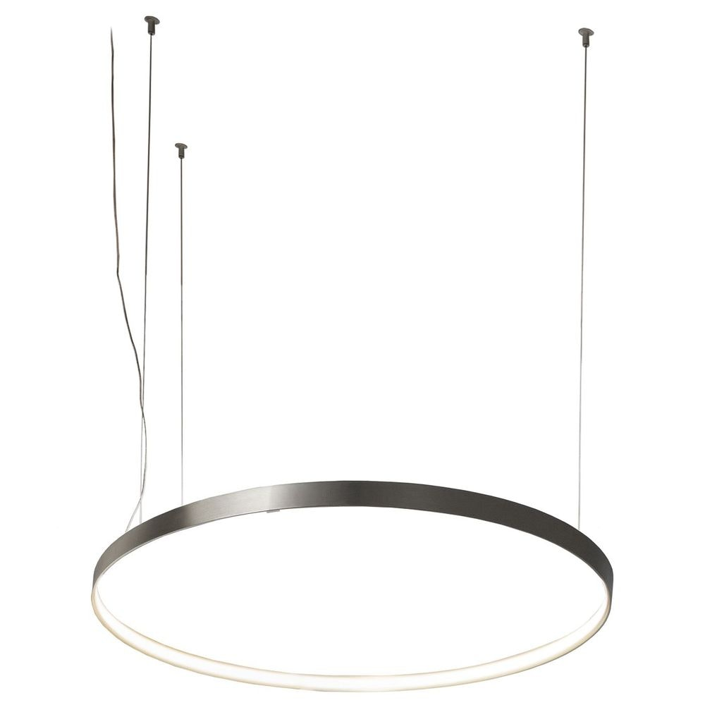 Panzeri Zero Round LED-Ring Pendelleuchte 2