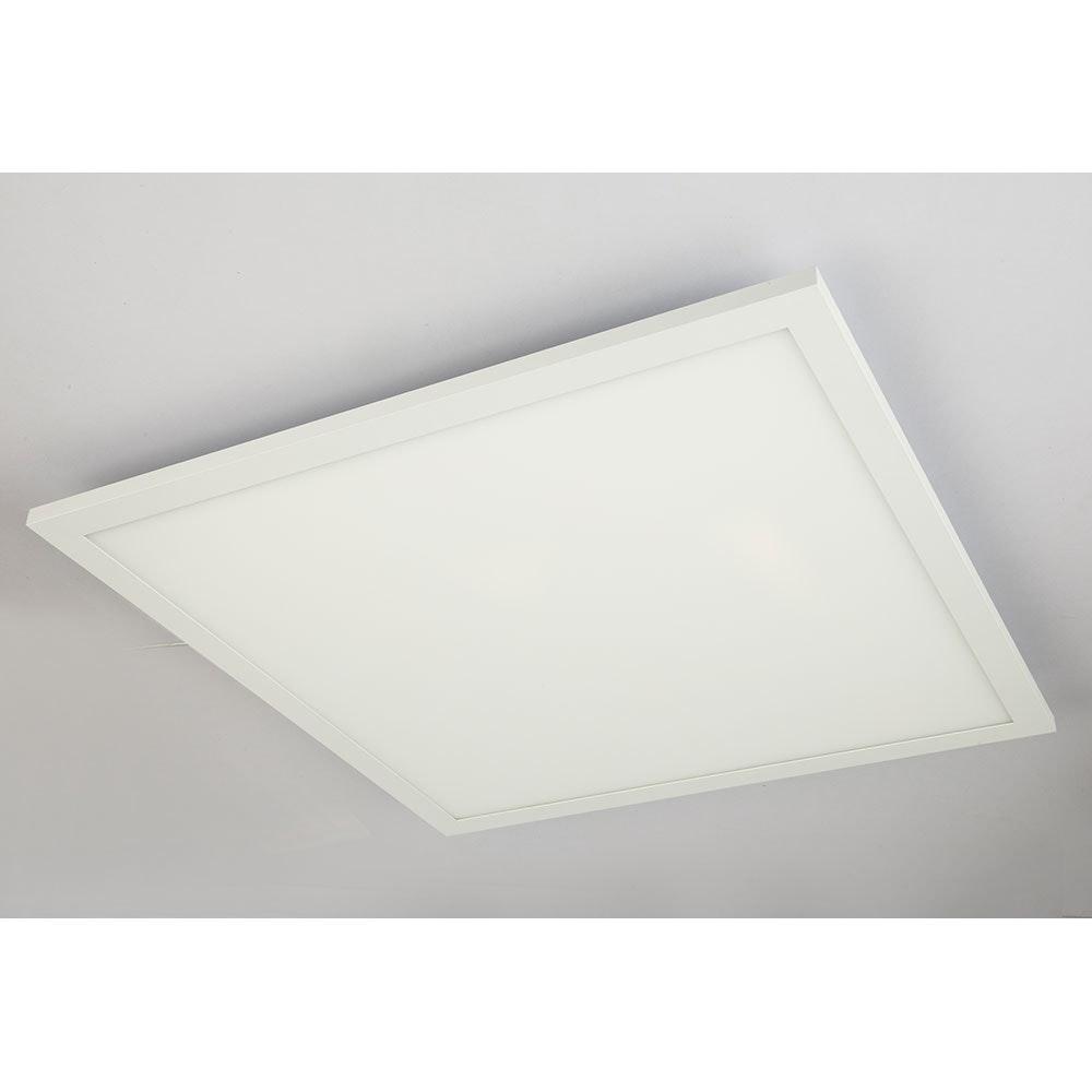 LED Deckenleuchte Rosi für Ein- und Aufbau Weiß, Opal 6