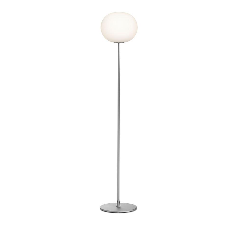 FLOS Glo-Ball F Glas Stehleuchte mit Dimmer 3