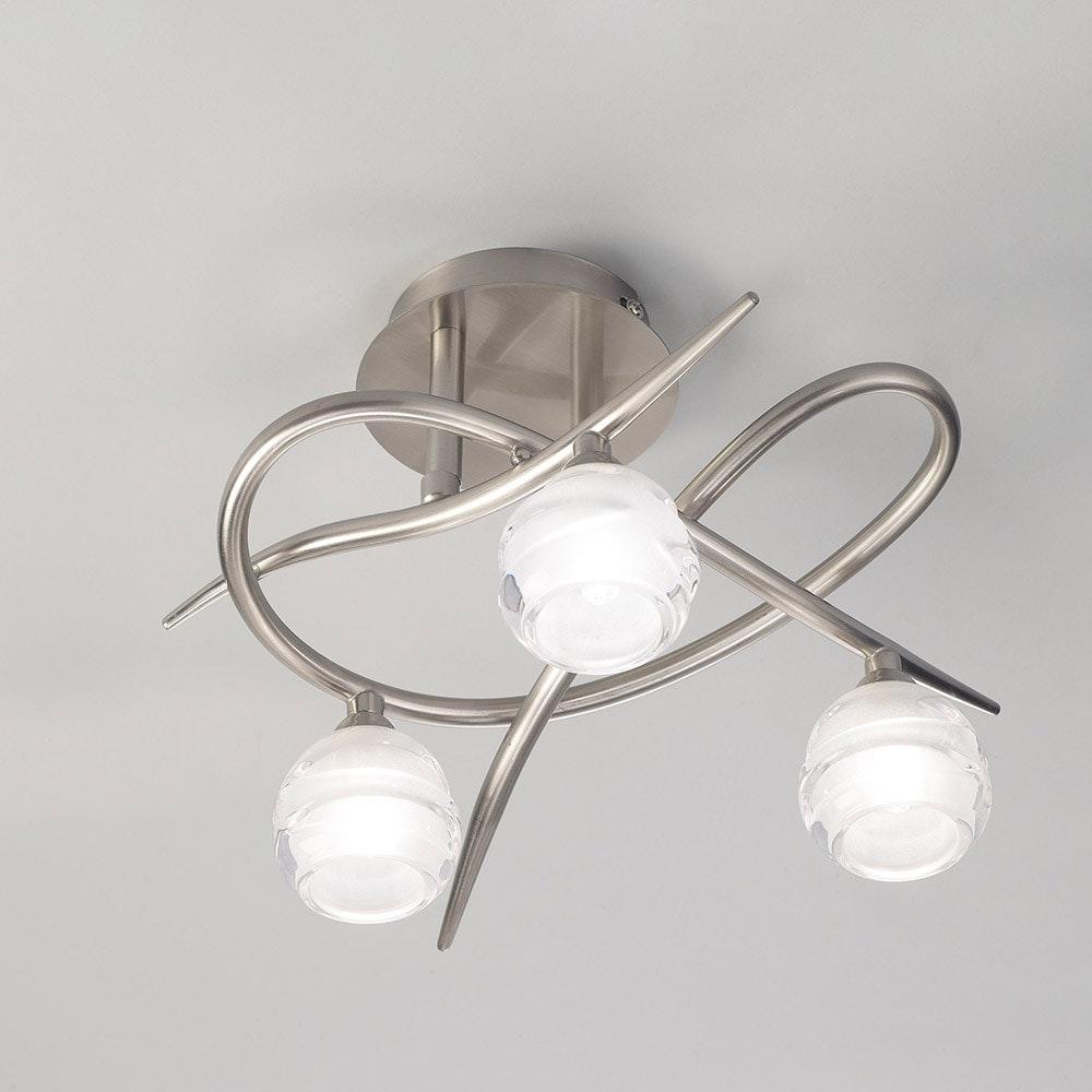 Mantra Loop 3-flammige Deckenlampe 3