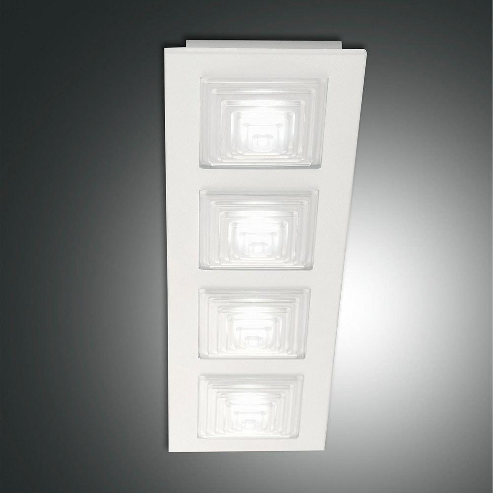 Fabas Luce LED Deckenleuchte Formia 4-flammig 2