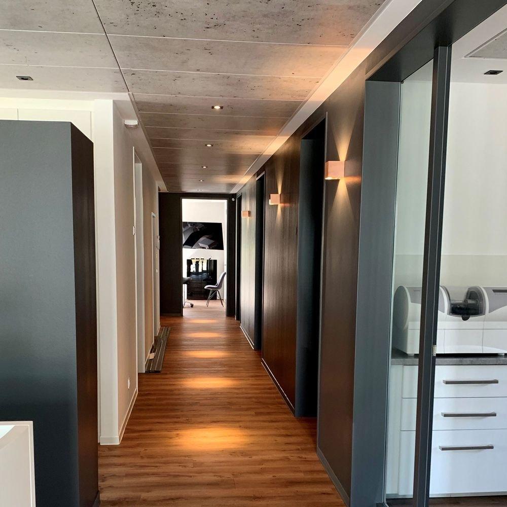 s.LUCE pro Ixa LED Innen- & Außen-Wandleuchte IP44 27
