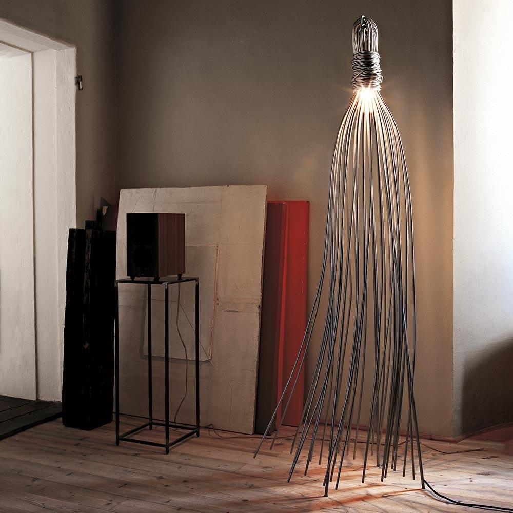 Terzani Hugo Design-Stehlampe 192cm