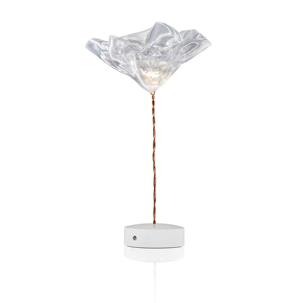 Slamp LED Akku-Tischlampe Lafleur Prisma 2