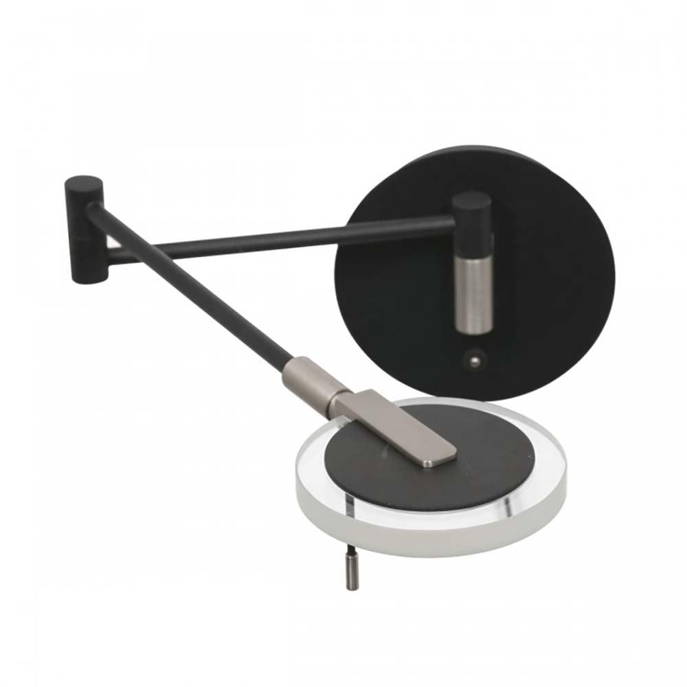 Steinhauer Turound LED-Wandleuchte mit beweglichem Arm 2