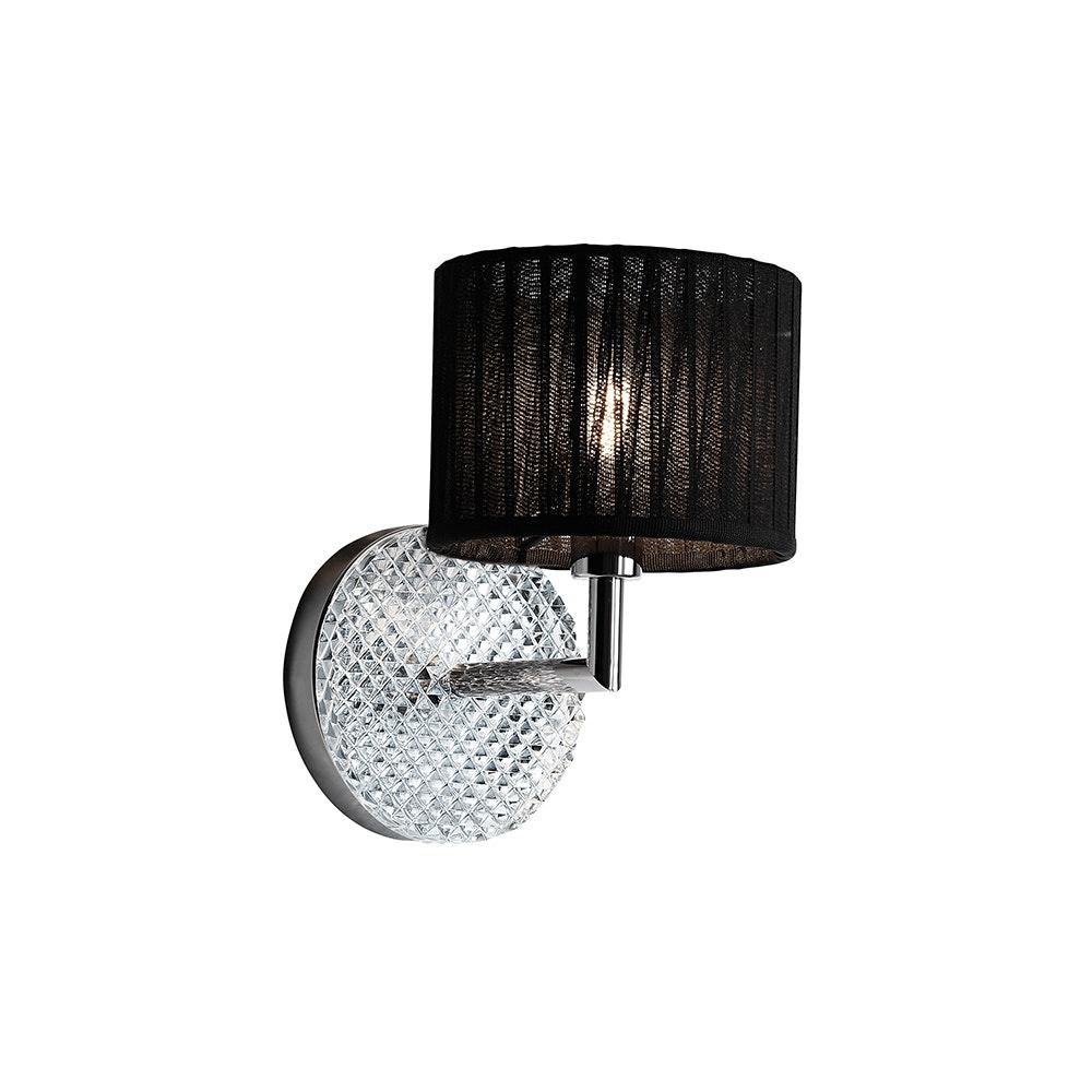 Fabbian Diamond&Swirl Wandlampe 5