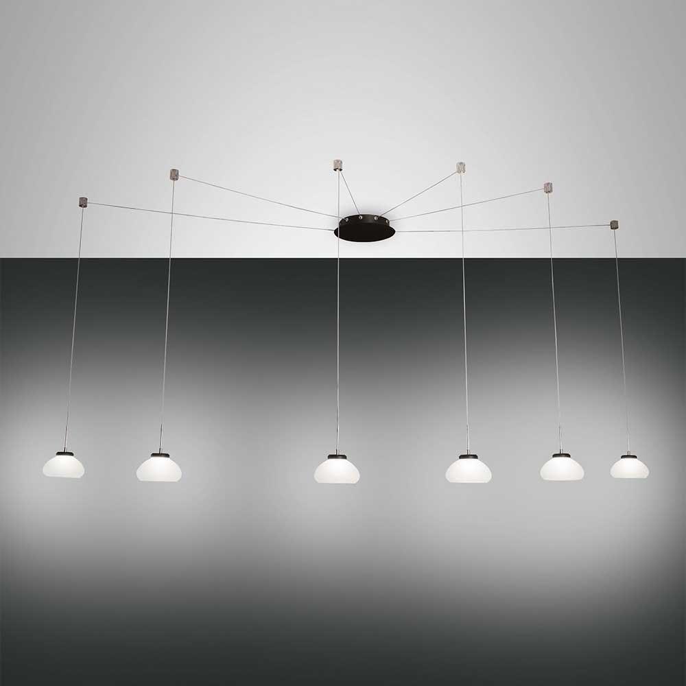Fabas Luce Arabella LED Pendellampe Metall 10