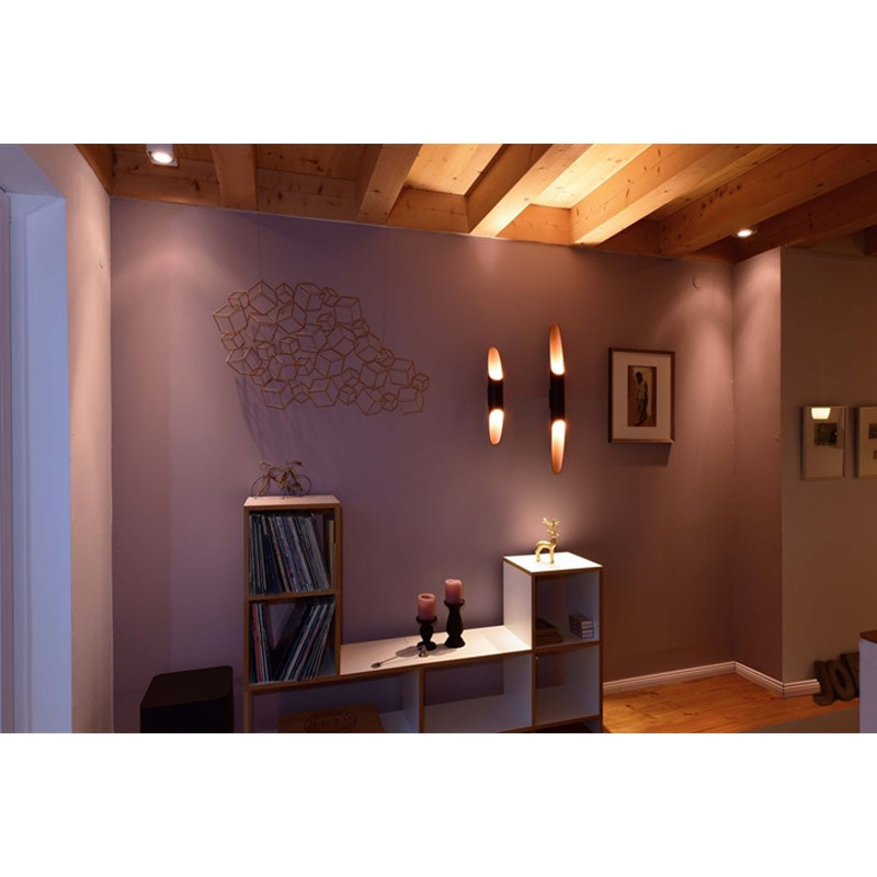 Apo 80 LED-Wandleuchte extravagantes Design dimmbar 450lm  6