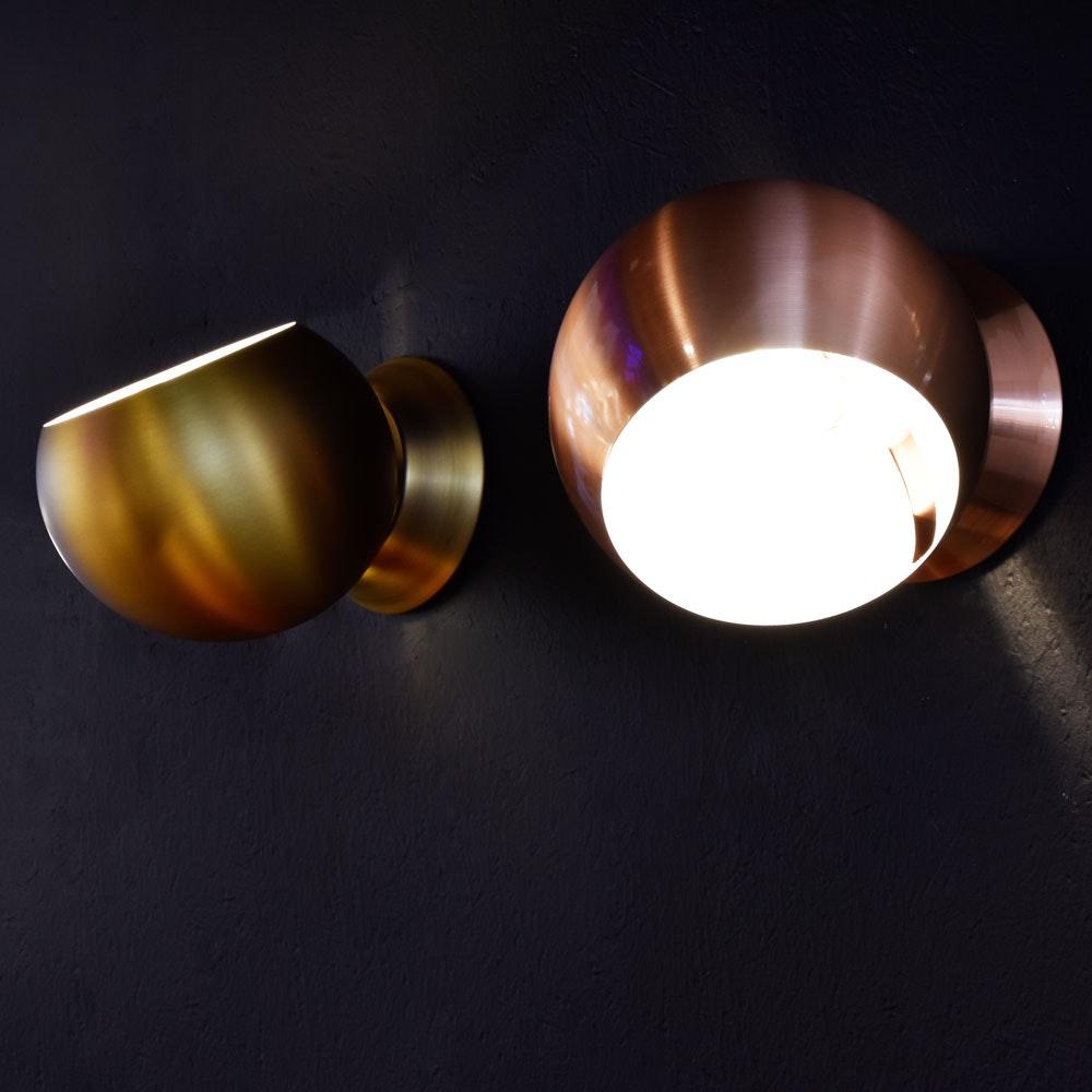 s.LUCE Ball Decken-, Wand- & Tischlampe verstellbar Ø 20cm thumbnail 6