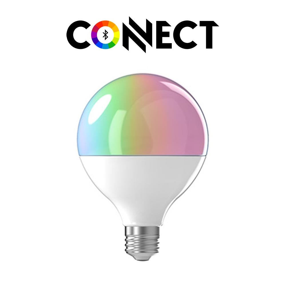 Connect E27 LED Leuchtmittel 1300lm RGBW CCT 1