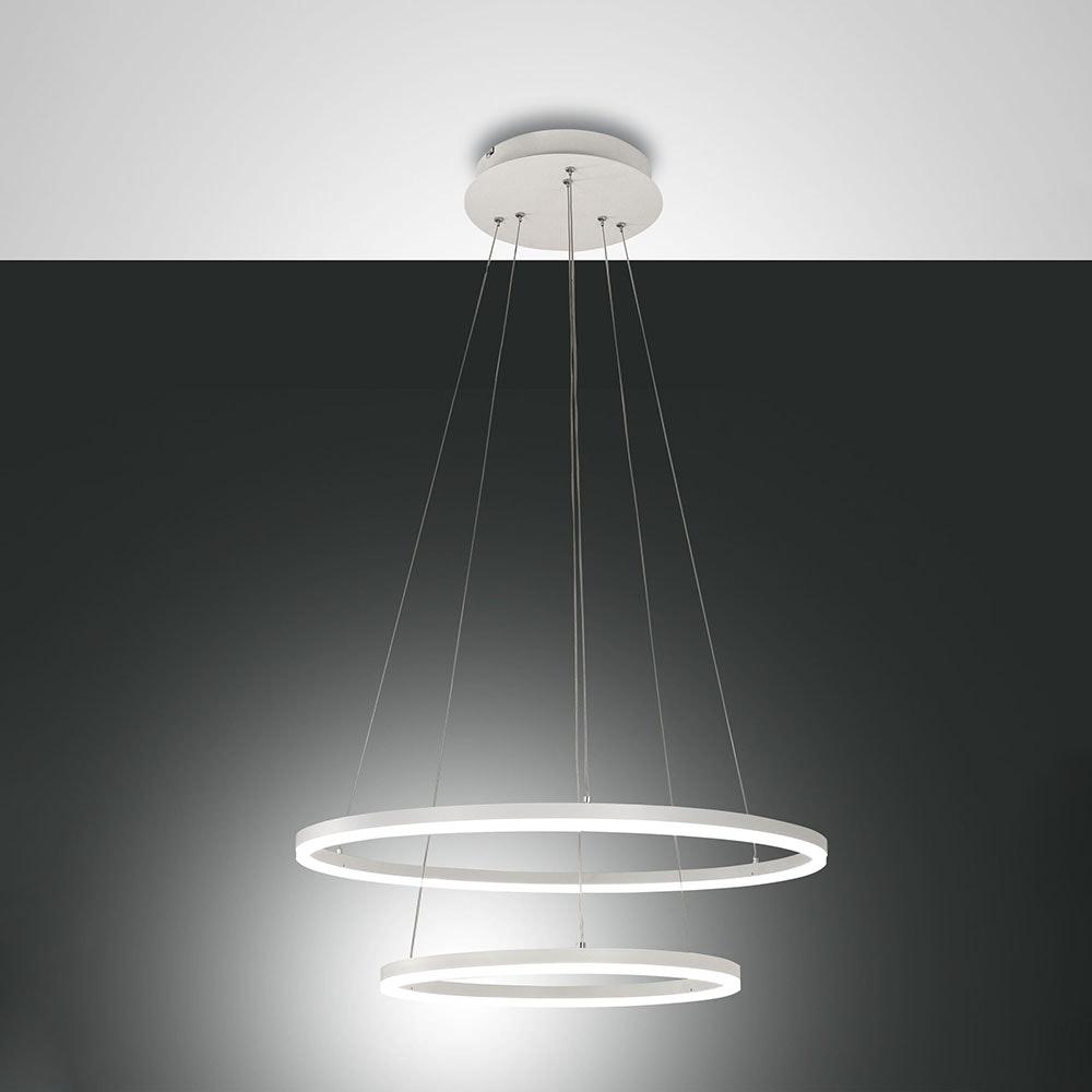Fabas Luce Giotto LED Pendelleuchte Ø 60cm 6