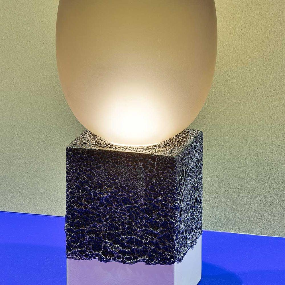 Pulpo LED Tischlampe Magma Two High Ø 30cm H 55cm thumbnail 4