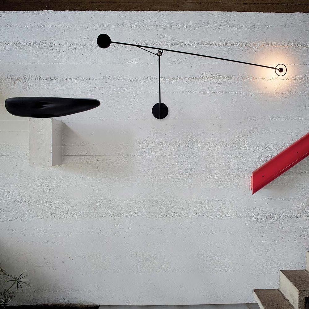 DCW Aaro LED Wandleuchte 160cm schwenkbar thumbnail 4