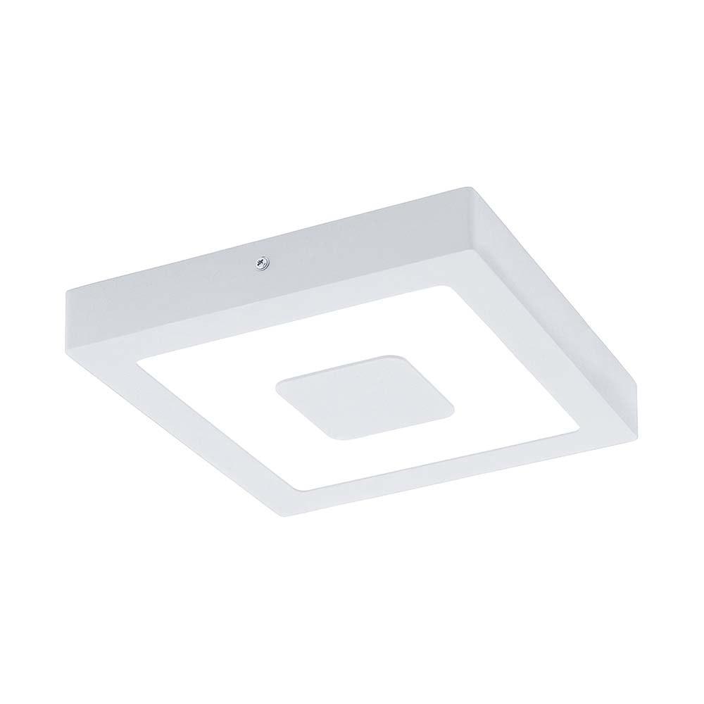 LED Aussen-Deckenlampe Iphias 22, 5x 22,5cm Weiß 2