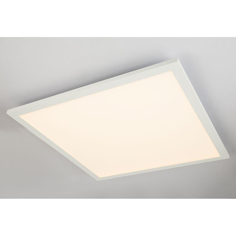 LED Deckenleuchte Rosi für Ein- und Aufbau Weiß, Opal 7