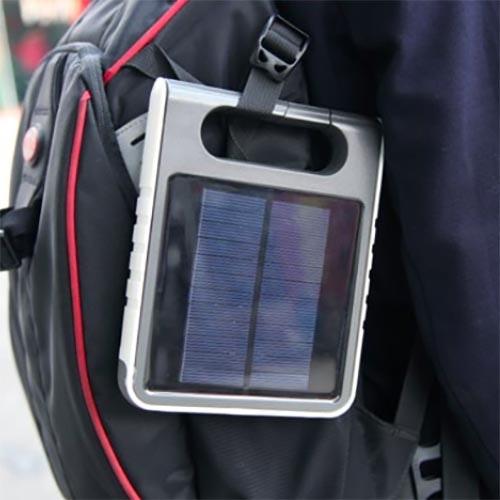 Mobile LED Solarlampe Padlight IP44 Weiß thumbnail 4