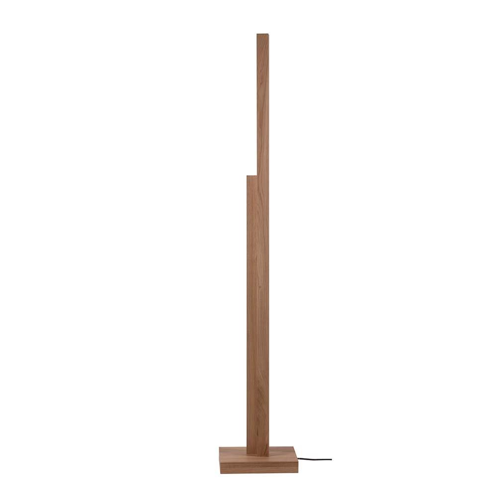LED Stehlampe Soho Touch-Dimmer 3500lm Eiche-Geölt 2