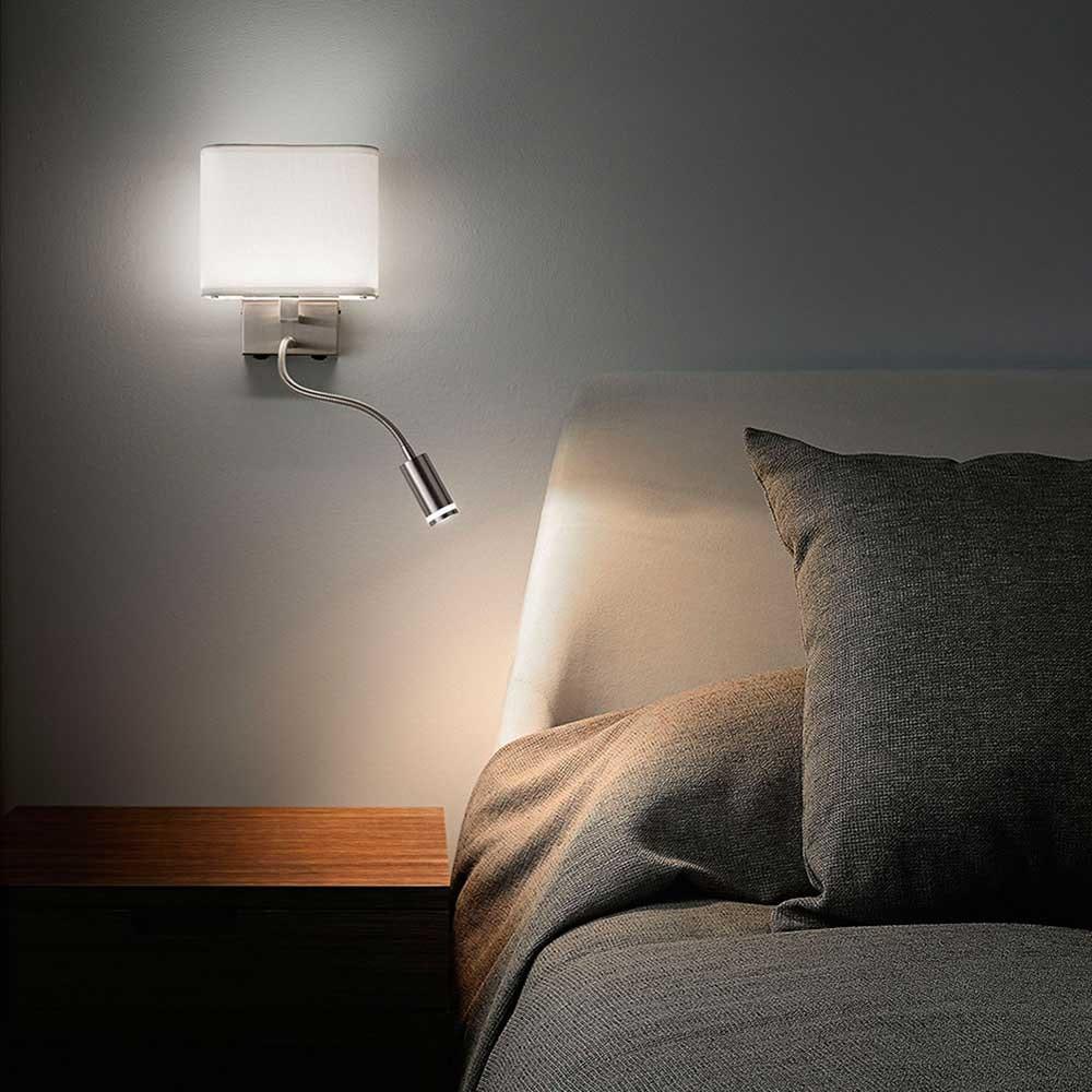 Fabas Luce moderne LED Wandleuchte Vietri 1