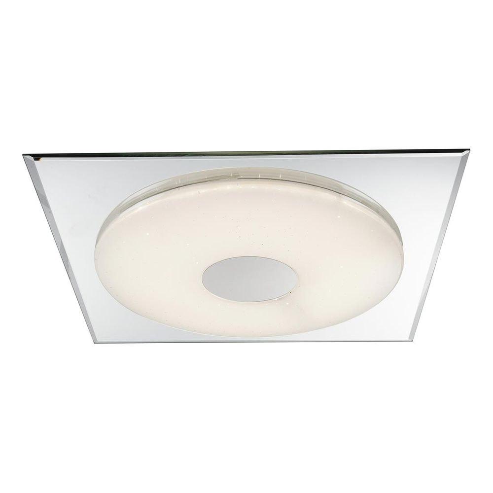 Atreju Deckenleuchte LED dimmbar, 3000K-4500K-6000K, Sternenhimmel 1200lm