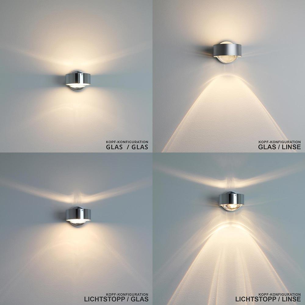 Top Light Linse/Glas für Puk Meg Maxx