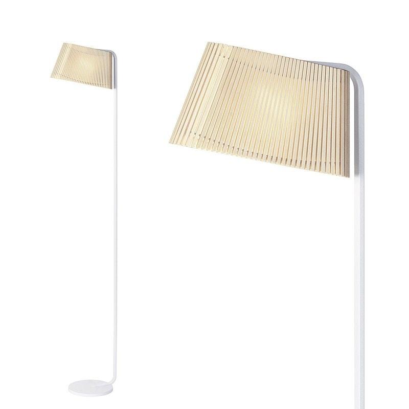 LED Stehleuchten Owalo 7010 aus Holz 168cm 9