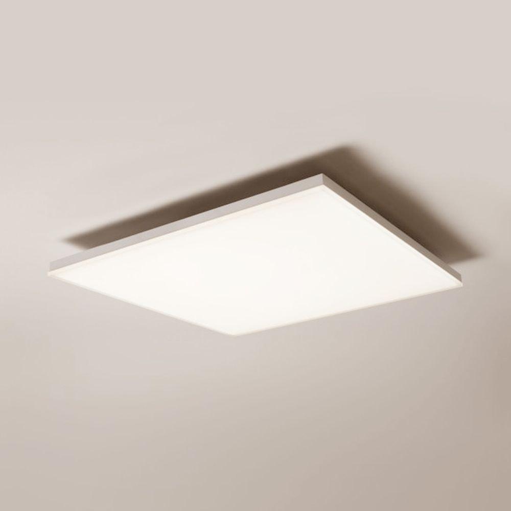 Q-Flat 2.0 rahmenlose LED Deckenleuchte 45 x 45cm 3000K 1