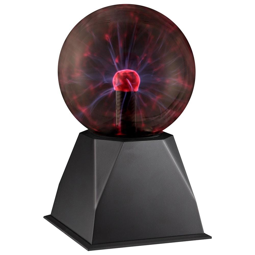Plasma Tischleuchte Schwarz 1