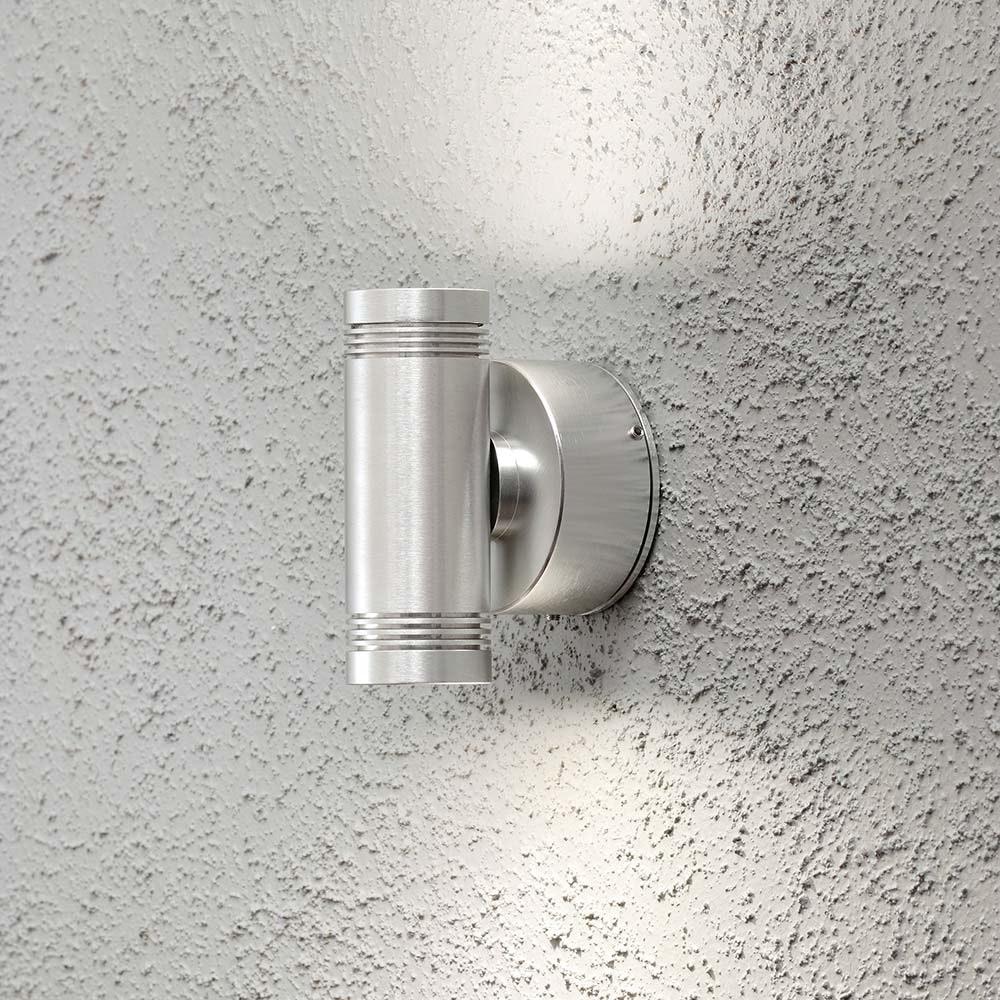 Monza LED Aussen-Wandleuchte mit doppeltem Lichtkegel 1