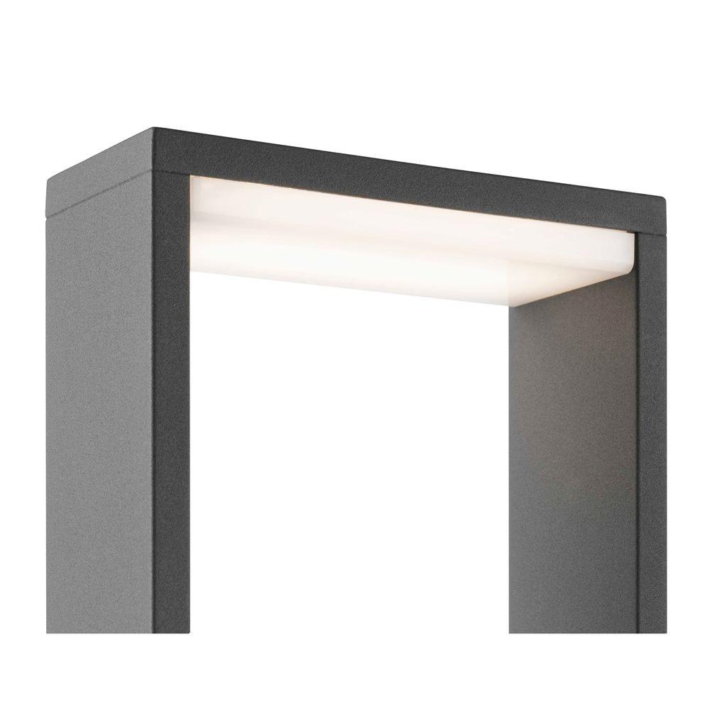 LED Wegelampe ALP 6W 3000K 50cm IP54 Dunkelgrau 2
