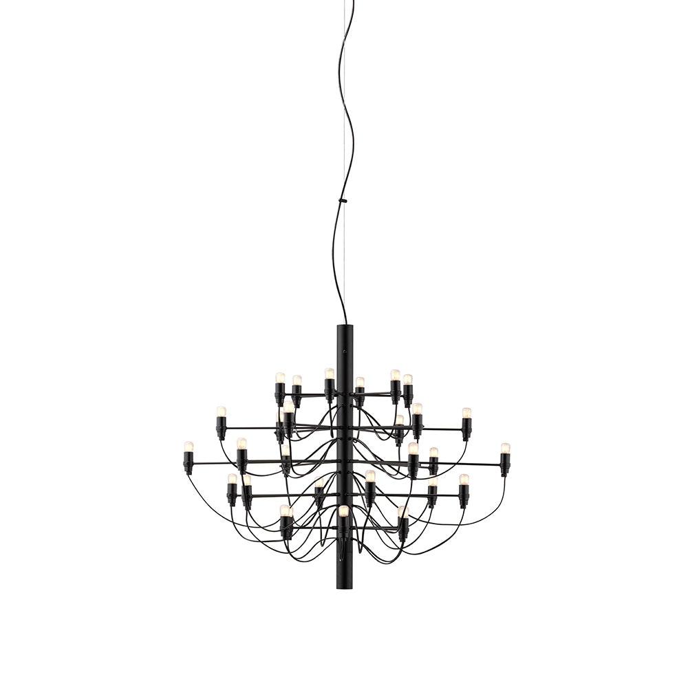 FLOS 2097/30 Kronleuchter LED Hängelampe 88cm 7