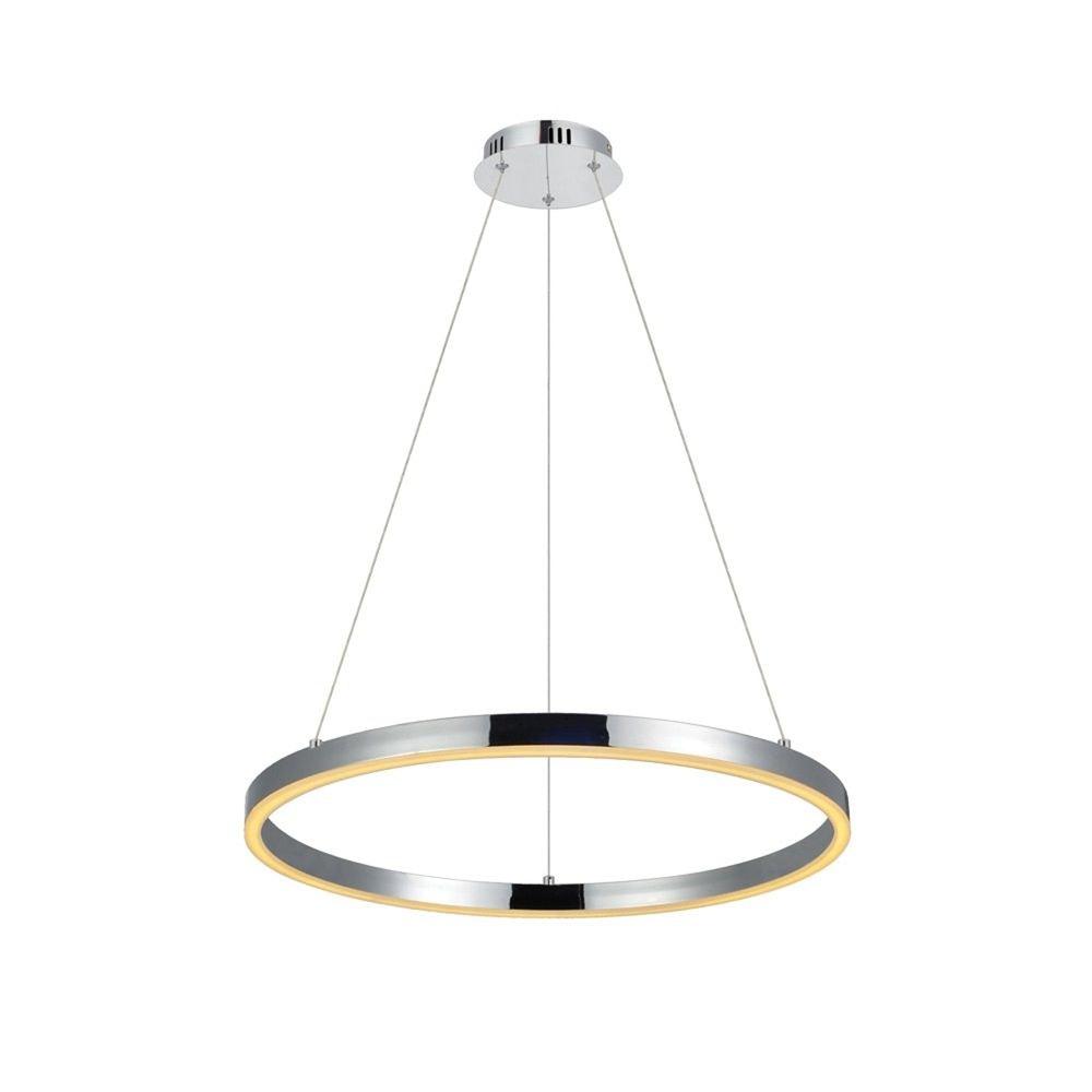 s.LUCE Ring 100 LED Hängelampe 5m Abhängung 17