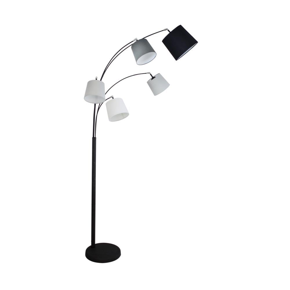 By Rydens Stehlampe Foggy 5-flg. 200cm